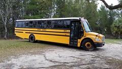 2006 Thomas Saf-T-Liner C2 (abear320) Tags: school bus sarasota district schools thomas saftliner c2 florida