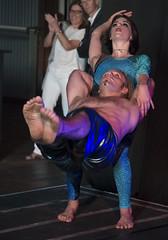 Woman power (Ian@NZFlickr) Tags: man woman lifting strength power
