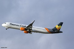 Thomas Cook G-TCDK J78A1507 (M0JRA) Tags: thomas cook gtcdk manchester airport planes flying jets biz aircraft pilot sky clouds runways