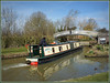 OPHELIA (Jason 87030) Tags: cut crt trust canal bridge braunston tien narrowboat ophelia march 2017 light refelection oxfordcanal coventry craft vessel leisure northants northamptonshire duck trees bare naked nature uk local gb unitedkingdom greatbritain
