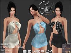 Beverly (Selene Morgan) Tags: selenecreations maitreya lara belleza isis freya venus slink physique hourglass original tonic curvy ebody bento mesh dress