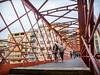 Pont de Ferro (Miquel Lleixà Mora [NotPRO]) Tags: pont brigde ferro iron