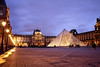Louvre Museum (aristantoaryo) Tags: europe traveling travel holiday trip eurotrip destination paris france museum pyramid musee louvre nightshot lights buildings architecture tourism tourist history