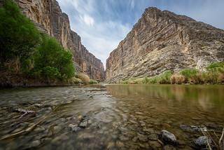 Santa Elena Canyon Photography - Big Bend National Park - Texas Landscapes
