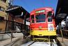 Colorful streetcar (Teruhide Tomori) Tags: nagasakielectrictramway nagasaki streetcar japan japon kyusyu road street traffic 九州 長崎 長崎電気軌道 市電 路面電車 街 日本