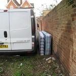 Dumped Mattresses - Carpark Rycoft Way thumbnail