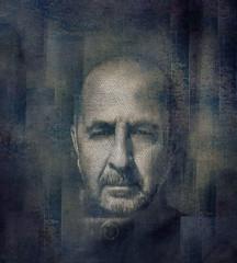 Portrait (jeanfenechpictures) Tags: portrait selfportrait visage face texture jeanfenech myself personne homme man