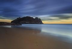 Isla del Fraile (Miguel Ángel Giménez-Murcianico) Tags: águilas isla del fraile atardecer filtros nd haida hitech filter sunset beach playa amarilla