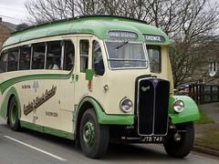 Cumbria Classic Coaches JTB 749 (TEN6083) Tags: cumbria brough regal aec jtb749 cumbriaclassiccoaches bus nebuses