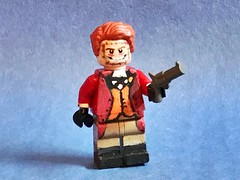 Lego Batman/Gotham: Jerome Valeska Custom Figure (Trypti Customs) Tags: fox comics dc figure custom gotham lego batman