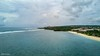 Nusa Dua Beach (0006) (Stefan Beckhusen) Tags: aerial droneshot sea shore seashore ocean openwater horizon sky clouds bali nusadua indonesia travel tourism vacation water blue color sunny day outdoor relaxation recreation
