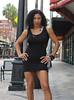Pequeño Vestido Negro (California Will) Tags: edna beauty beach model sexy blackdress legs sheer ybor tampa florida