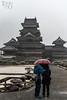 Matsumoto Castle, National Treasure of Japan (gasdust) Tags: matsumotocastle nationaltreasure 国宝 松本城 雪 松本 sony ソニー ilce7rm3 a7rm3 a7r3 α7riii α7rm3 城 castle voigtländer nokton 58mm