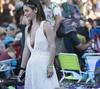 White dress (yowser85) Tags: festivals girl woman gown braless