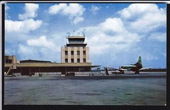 Harrisburg International Airport 1973 (dfirecop) Tags: dfirecop postcard harrisburg international airport 1973 hia