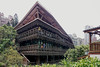 北投圖書館 Beitou Library - 1 (葉 正道 Ben(busy)) Tags: hotspring wooden building tree people 人 architecture 建築物 樹 建築 beitoudistrict 北投區 taipei city 台北 城市 greenbuilding 綠色建築 溫泉 jangchinghua 張清華 design 圖書館 library 北投圖書館 beitoulibrary