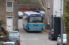 Preserved WJC Buses VMP 10G (SelmerOrSelnec) Tags: preserved wjcbuses aec reliance alexander ytype vmp10g kirkbystephen cumbriaeasterrally bus rtitb