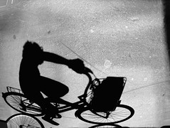 Pesaro (monicad80) Tags: pesaro blackandwhite bike sombra shadow ombra