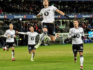 Rosenborg - Molde 2018
