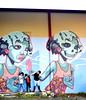 Texas graffiti (Cristali Designs) Tags: houston texas huefestival graffiti cristalidesigns urbanart streetart spraypaint artwork arte mural paintings murals blog travel attractions artistic creativity