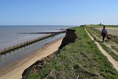 DSC_0310 (.Martin.) Tags: happisburgh coast norfolk sea seaside beach coastal erosion cliff cliffs cley sand rock