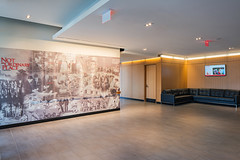 Lobby 01 (Michael Muraz Photography) Tags: 2016 canada gta northamerica on ontario sac standrewscollege toronto world architecture aurora building college commercial highschool interior interiordesign lobby ca