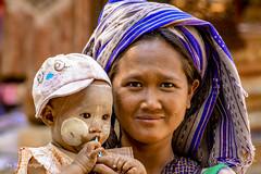 Life in Bagan Myanmar-50 (Yasu Torigoe) Tags: