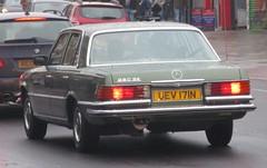1975 Mercedes 280 SE Auto (Al Walter) Tags: uev171n w116 1975 mercedesbenz