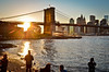 Wonderful sunset at the D.U.M.B.O. - Brooklyn, NYC - october 2017⠀⠀ (Carlos Alkmin) Tags: brookynbridge newyorkcity nyc manhattan brooklyn usa bigapple skyline streetphotography ilovenewyork newyorker iloveny america bridge city cityscape downtown light architecture urban landmark metropolis metropolitan reflection river scenic eastriver american waterfront buildings built people sunbeam sunset silhouette dumbo newyorknewyork eastrive contemplation magichour carlosalkmin ny unitedstates