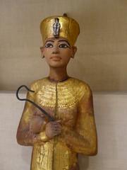 Ushabti of Tutankhamun (Aidan McRae Thomson) Tags: tutankhamun cairo museum egypt ancient egyptian sculpture