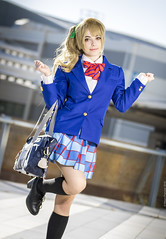 _MG_7044 (Mauro Petrolati) Tags: francesca kotori minami love live romics 2018 cosplay cosplayer school uniform