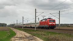 Dersenow IC 2212 Ko - Binz 120 102-9 (Wolfgang Schrade) Tags: ic intercity db br120 1201029 kbs100 dersenow zug eisenbahn