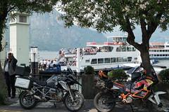 (Dominic Sagar) Tags: 2017 adriatic alps europe ferry motorcycle bellagio lombardia italy it