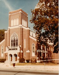 Royal Oak Presbyterian Church 1984 (mwlinford) Tags: royal oak presbyterian church marion virginia smythcounty