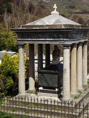 Siscu: le cimetière (Vincentello) Tags: siscu sisco graveyard cimetière tombeau tumb