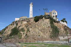Alcatraz (davidjamesbindon) Tags: alcatraz san francisco california usa united states america jail prison historic bay waterfront island ruins