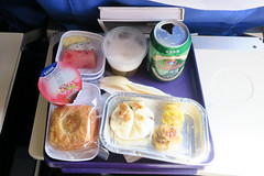 Inflight meal - China Eastern Airlines B-6002 (HKG - PVG) A320 (Howard_Pulling) Tags: inflight meal