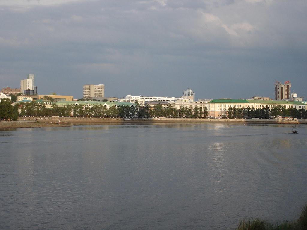 фото: Вид на Городской пруд