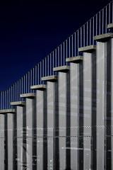 Urban lines (Isa-belle33) Tags: architecture escaliers stairs lines lignes urban urbain metallique minimalisme minimalism fujifilm