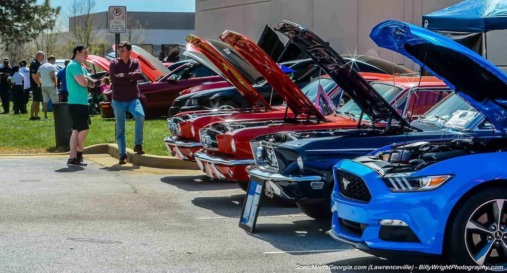 The Worlds Best Photos Of Car And Ga Flickr Hive Mind - Mustangs unlimited car show 2018
