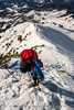 Steep (Alex - Born To Be Free) Tags: sharp steep women powerwomen mountain landscape landscapes la snow snowshoes steepmountain viaggioperimmagini borntobefree alessandroforni panorama panoramico panoramic paesaggio panoramica italy alps mountainsitaly trekking hiking hikingsnow hard fatigue muntain valsassina lombardia