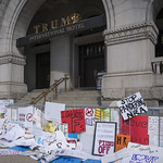 March for Our Lives Trump Hotel DC thumbnail