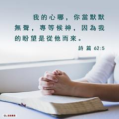 圣经金句-诗篇-等候神 (追逐晨星) Tags: 圣经金句 等候神 盼望