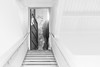 The ghost of radio Kootwijk (1) (Ellen Kolff Fotografie) Tags: blackwhite bw blackandwhite radio kootwijk architectuur ghost zwartwit architecture monochrome