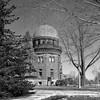 Dominion Astrophysical Observatory, Ottawa (Howard Sandler (film photos)) Tags: dominion observatory ottawa centralexperimentalfarm film blackandwhite square zeiss tessar ikoflex favorit acros