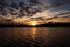 ...twilight time (Jim Atkins Sr) Tags: twilight sunset cloudsstormssunsetssunrises cloudscape clouds northcarolina fairfieldharbour sony sonyphotographing sonya58