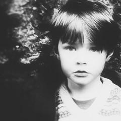 (Pea Jay How) Tags: bw blackandwhite monochrome mono eyes look serious face children boys boy child portrait