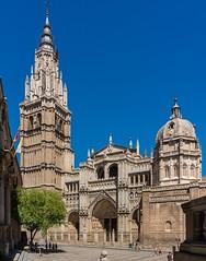 Cattedrale di Toledo (Andreas Laimer) Tags: toledo spagna colori chiese cattefrali religione sony nex6