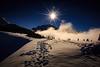 Gurnigel Winter (Bugtris) Tags: gurnigel 2470f4l landschaft sonne winter berg fog canon 5dmkiii alpen gantrisch