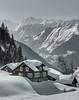 Spring is still waiting (reneschaedler) Tags: white view wow d750 maderanertal house hut schweiz schaedler rene winterscape winter uri alps snow swissmountains nikon golzernsee